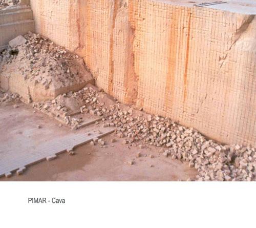 Pietra Marrocco, Pimar Cursi, cave pietra leccese puglia