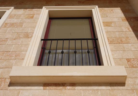 Imbotti pietra leccese puglia lecce cave pietra - Pietra per soglie finestre ...