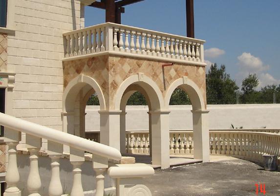 Arco in pietra leccese - Rivestimento archi da interno ...