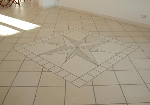 Pavimenti lucidi moderni mescolare legno ceramica e pietra ad esempio oppure giocare con - Pavimenti moderni per interni ...